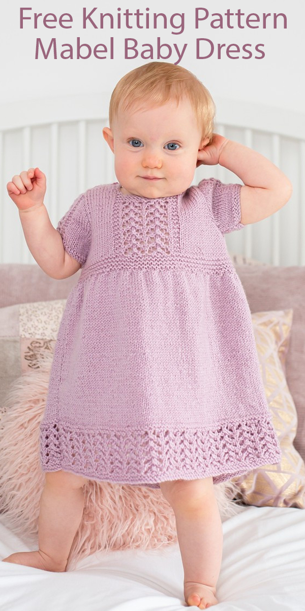 Dresses and Skirts for Babies and Children Knitting ...