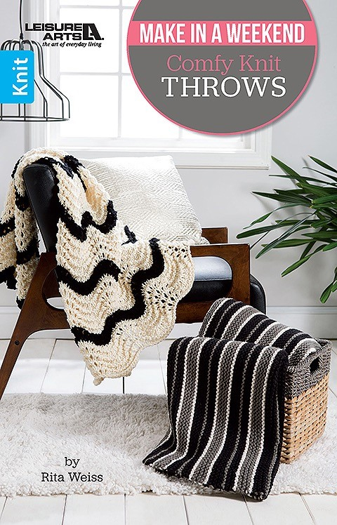 Daisy Stitch and Star Stitch Knitting Patterns - In the Loop Knitting