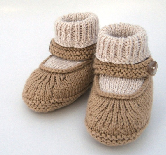 Baby Booties Knitting Patterns In The Loop Knitting Simple Free Baby Booties Knitting Pattern