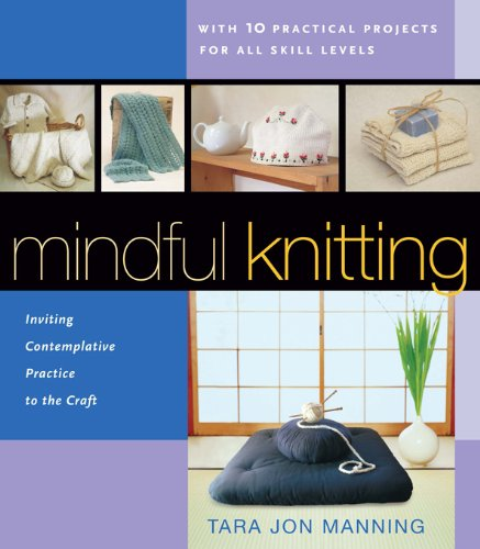 Mindful Knitting Cover