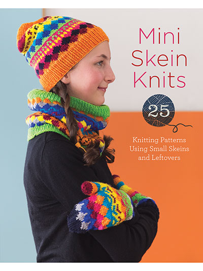 Mini Skein Knits and other stash buster knitting patterns
