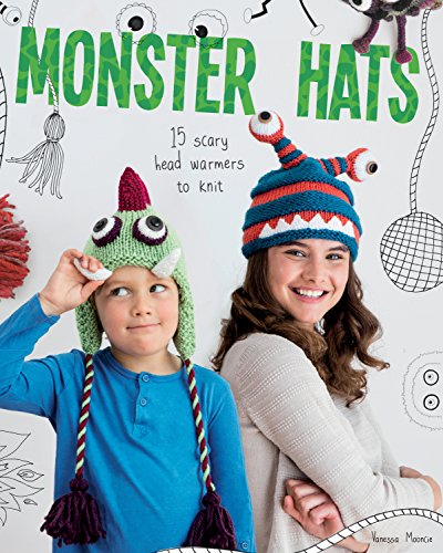 Monster Hats: 15 Scary Head-Warmers