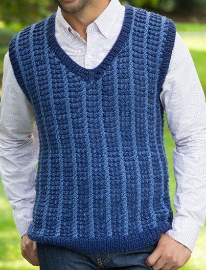 cb9d8493b Men s Sweater Knitting Patterns - In the Loop Knitting