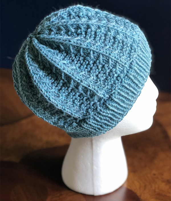 Knitting Pattern for Mountain Hiker Hat