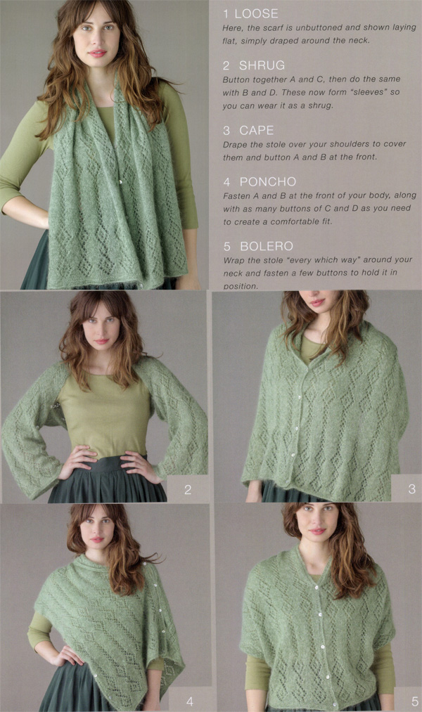 Multi Purpose Knitting Patterns In The Loop Knitting