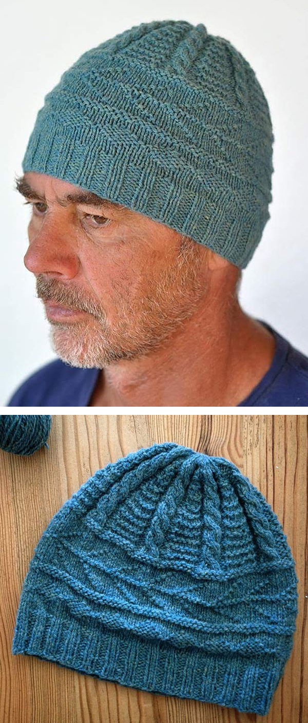 Free Knitting Pattern for Murrayfield Hat