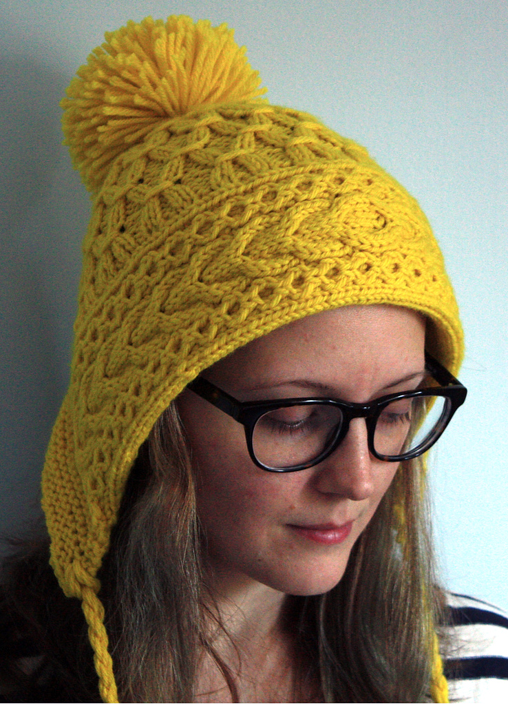 Cable Hat Knitting Patterns In The Loop Knitting