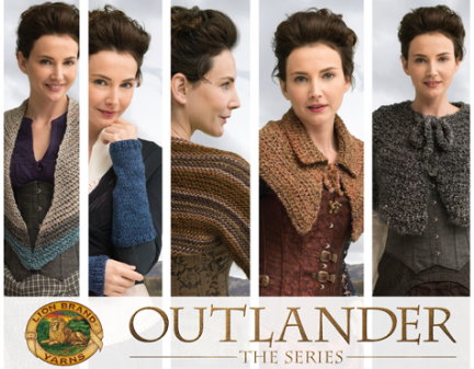 Sassenach Knitting Patterns In The Loop Knitting Gorgeous Outlander Crochet Patterns