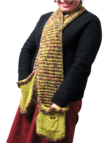 Pocket Wrap Knitting Patterns In The Loop Knitting