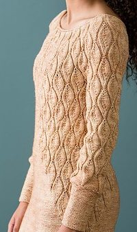 Plumage Pullover Sweater Knitting Pattern and more pullover knitting patterns