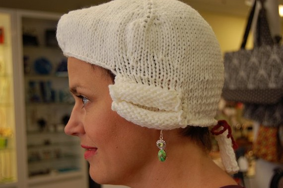 Powdered Wig Knitting Pattern and more fun hat knitting patterns