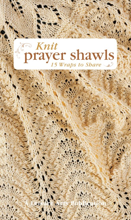 Book of Prayer Shawl Knitting Patterns