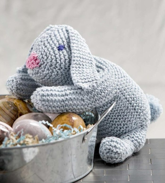 Bunny Rabbit Knitting Patterns - In the Loop Knitting