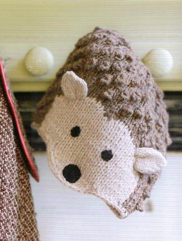 Hedgehog Knitting Patterns In The Loop Knitting