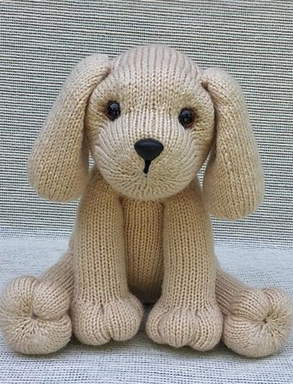 Dog Knitting Patterns- In the Loop Knitting