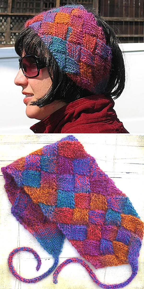 Free Knitting Pattern for Quant Headband