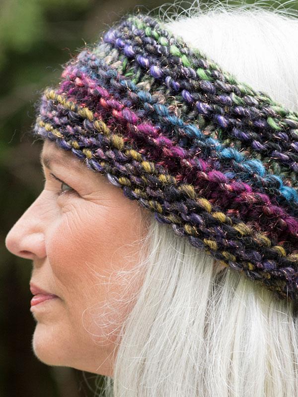 Earwarmer Headband Knitting Patterns In The Loop Knitting Impressive Knitted Headband Pattern