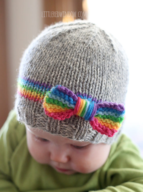 bbfcc30f993bd Baby Hat Knitting Patterns - In the Loop Knitting