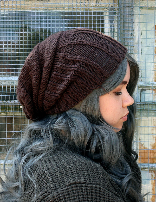 Free Knitting Pattern for Razor's Hat from Doctor Who