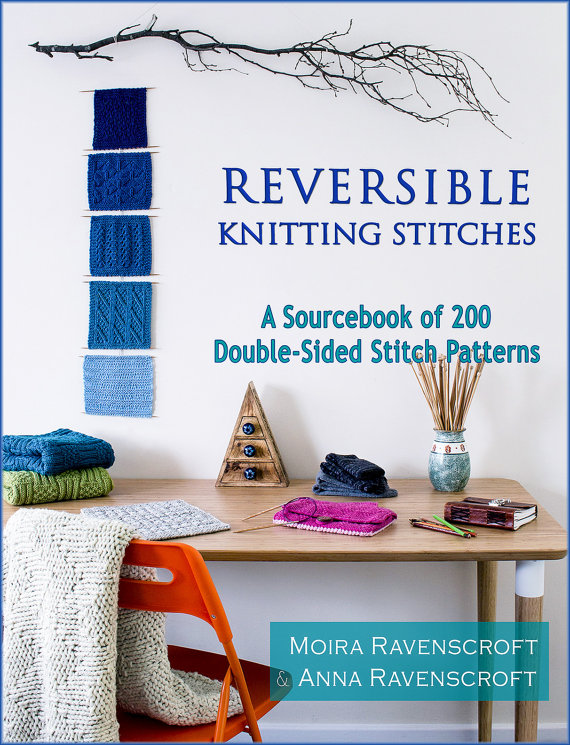 Reversible Knitting Stitches Ebook