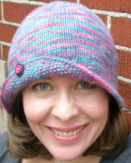 Cloche Hat Knitting Patterns- In the Loop Knitting 3d5327f66b8