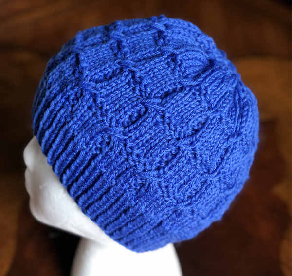 Knitting Pattern for River Trail Hat