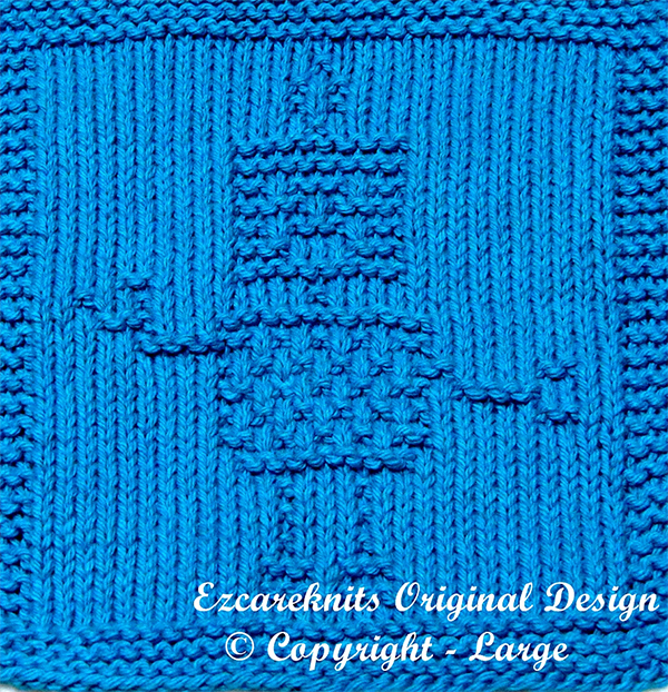 Knitting Pattern for Robot Cloth