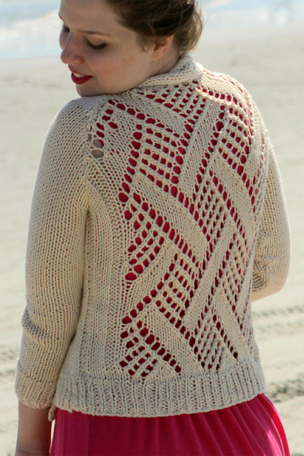 395c52c97cd7 Back in Style Top Knitting Patterns- In the Loop Knitting