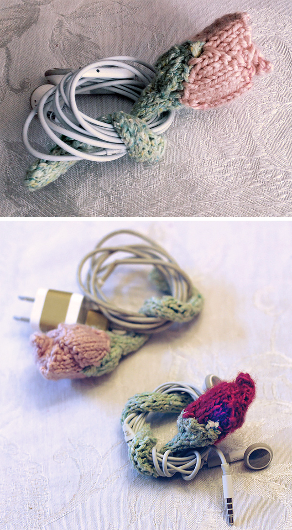 Scrap Yarn and Oddments Knitting Patterns - In the Loop Knitting