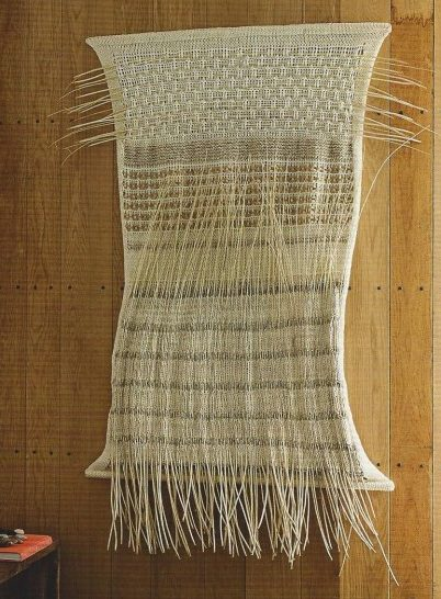 Knitting Pattern for Wall Hanging