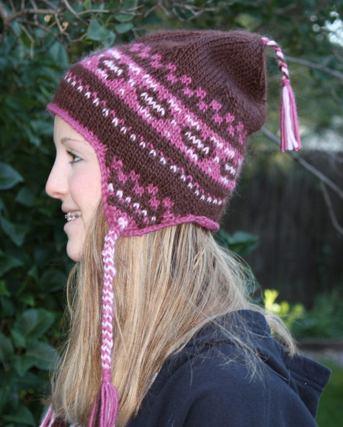 Earflap Hat Knitting Patterns - In the Loop Knitting 63d3a2509745