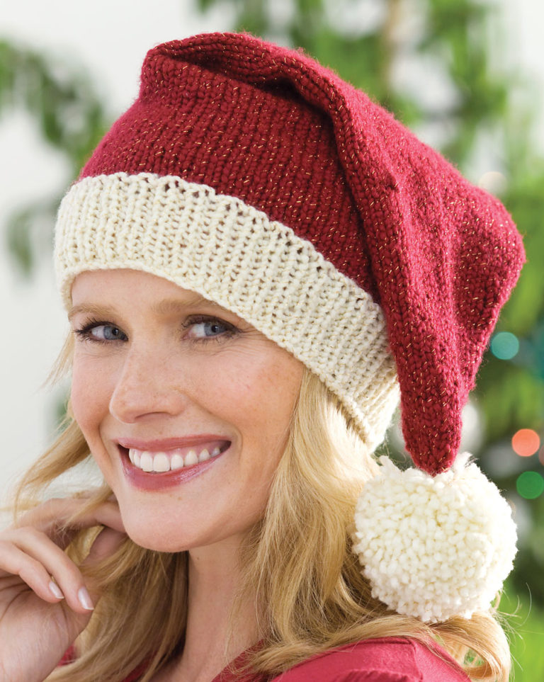 762e54bb7 Holiday Wear Knitting Patterns - In the Loop Knitting