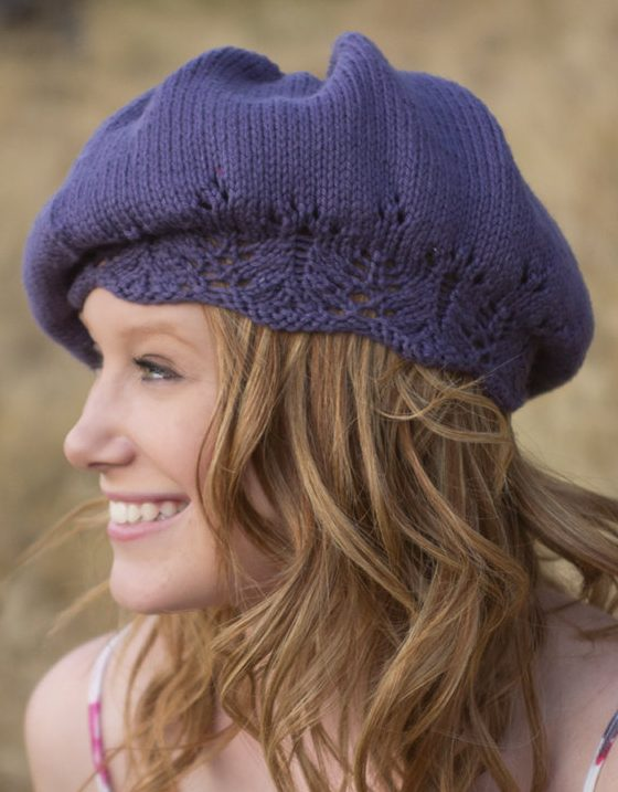 Knitting Pattern Selina Beret
