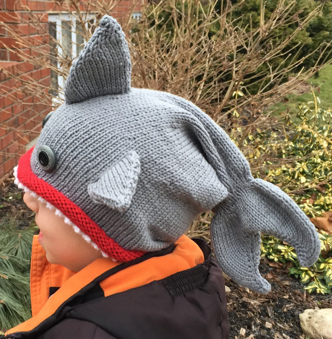 1991756b71d Shark Knitting Patterns- In the Loop Knitting