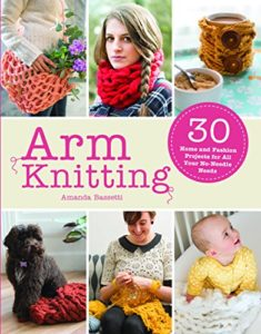Simply Knitting Arm Knitting
