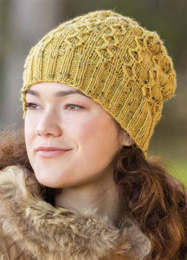 8a7d5d98516 Slouchy Hat Knitting Patterns - In the Loop Knitting