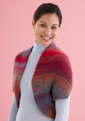 Shrug And Bolero Knitting Patterns In The Loop Knitting