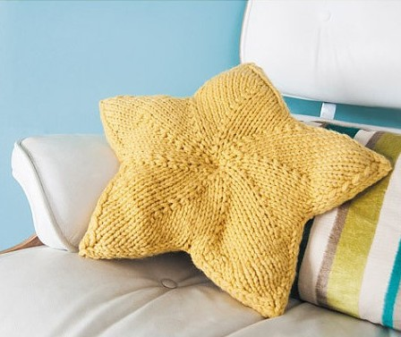Star Knitting Patterns In The Loop Knitting