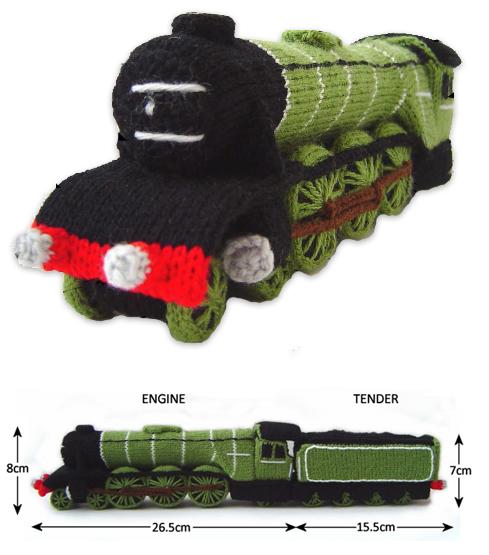 Transportation Knitting Patterns In The Loop Knitting