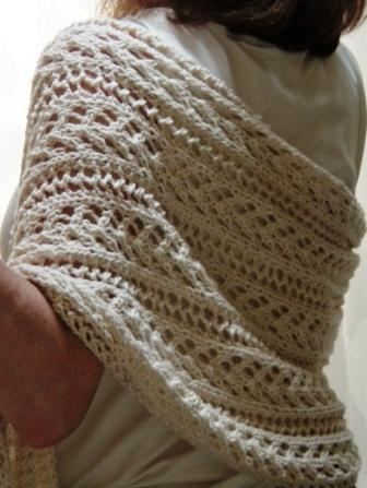 31e7cc7e6a5a Lace Shawl and Wrap Knitting Patterns - In the Loop Knitting