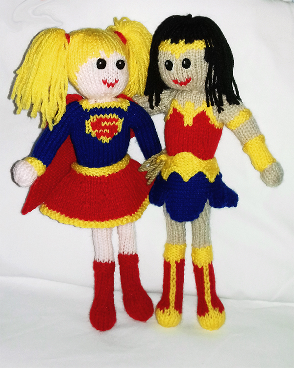 Super Hero Knitting Patterns In The Loop Knitting