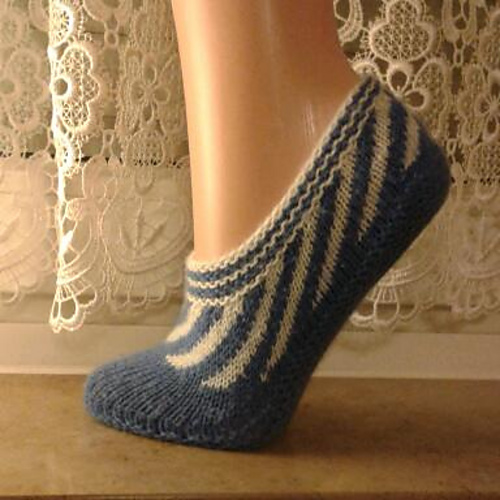 f03e12cdf2dca7 Slipper Knitting Patterns - In the Loop Knitting