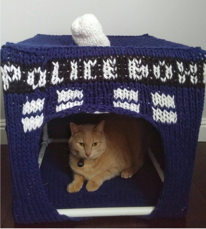 Pet Knitting Patterns- In the Loop Knitting