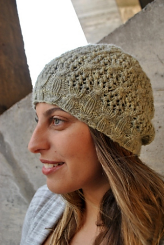 Free knitting pattern for Tashi Beanie and more beanie hat knitting patterns
