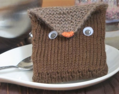 Owl Knitting Patterns In The Loop Knitting