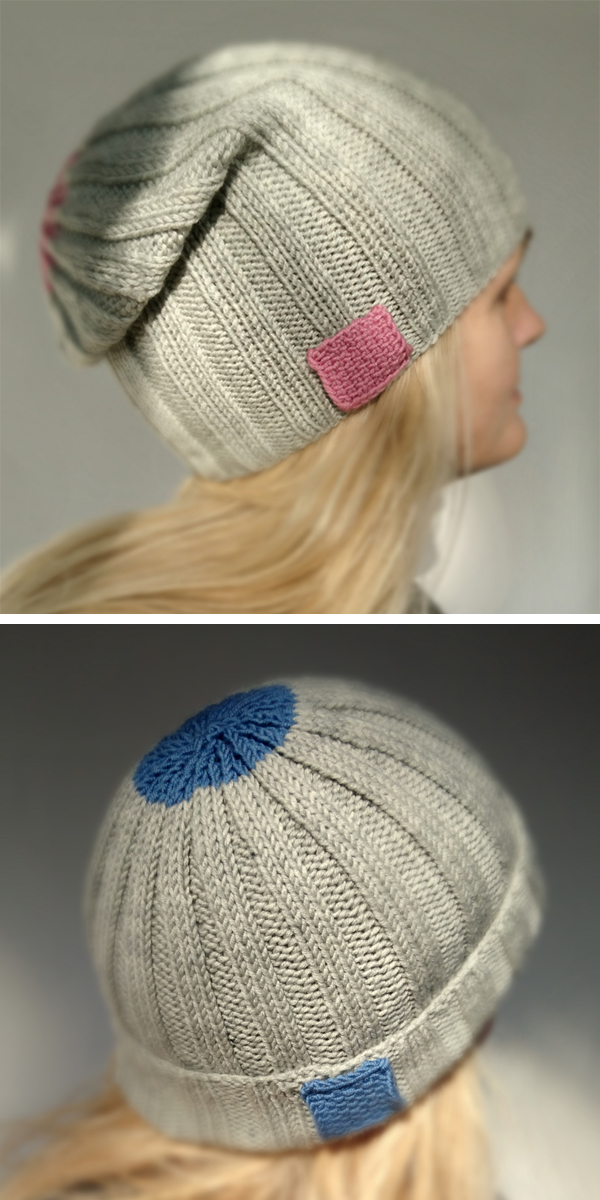 Free until December 25, 2018 Knitting Pattern for Team Hats