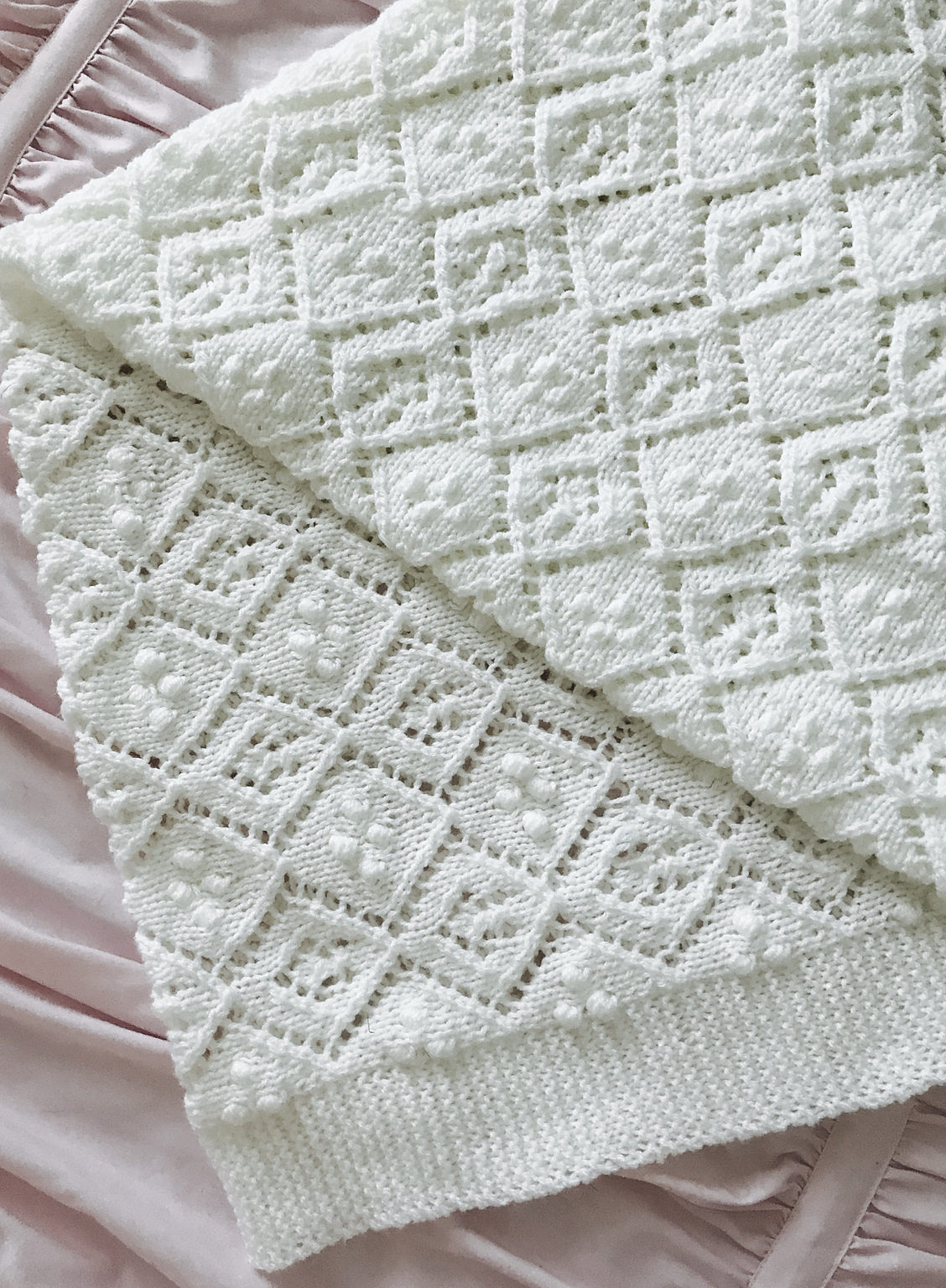 Awww Some Baby Blanket Knitting Patterns In The Loop