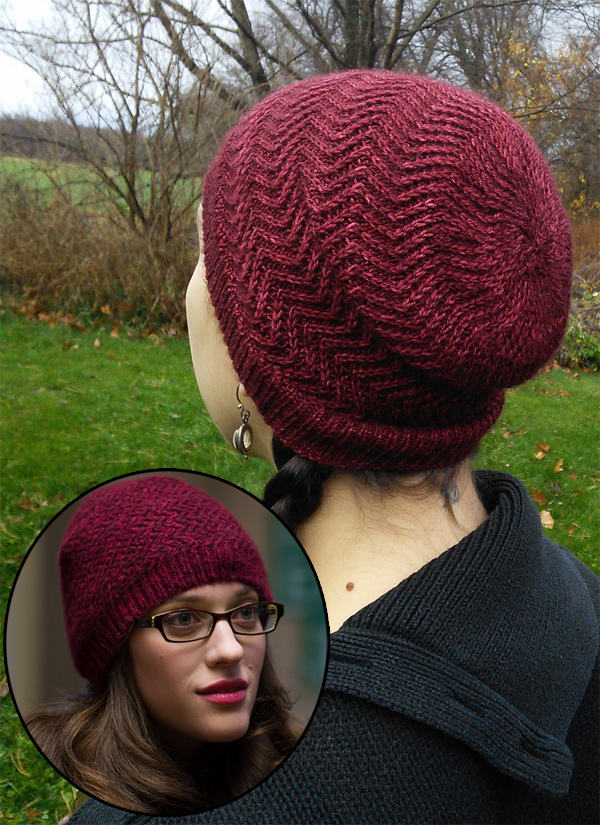 Free Knitting Pattern for Mjolnir Hat