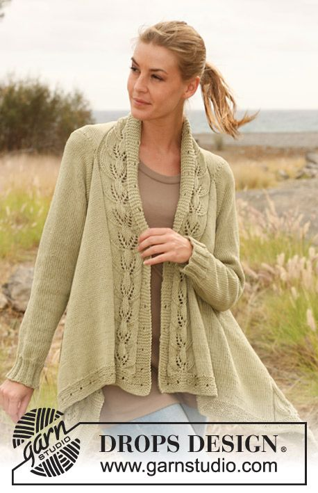 7c9472c476974a Draped Cardigan Knitting Patterns - In the Loop Knitting