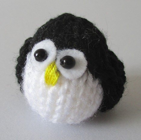Teeny Penguin